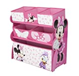 Delta Children Minnie Mouse - Juguetero, unisex