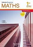 Image de Perspectives Maths 1re Bac Pro Tertiaire (C) - Livre élève - Ed.2010