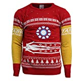 Official Marvel Iron Man Christmas Jumper/Ugly Sweater - UK M/US S