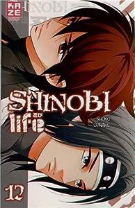 Shinobi Life Edition simple Tome 12