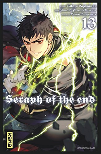 Seraph of the End Edition simple Tome 13