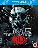 Final Destination 5 [Blu-ray 3D + Blu-ray] [Region Free]