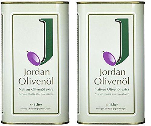 Jordan Olivenöl Doppelpack (2x1l)