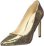 Nine West Damen Pumps Pumps Tatiana, Gold (Antik Gold), 38 (7 US,5 UK) nine west - 51QLkp3AO9L - Nine West Schuhe – Sind immer up to date!