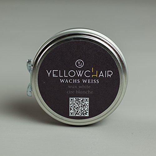 yellowchair Wachs weiß für den ShabbyChic Style