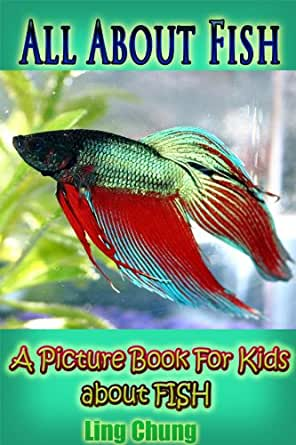 Children 39 s book about fish a kids picture book about fish for Fish facts for kids