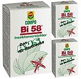 Oleanderhof® Sparset: 3 x COMPO Bi 58 Konzentrat, 30 ml + gratis Oleanderhof Flyer