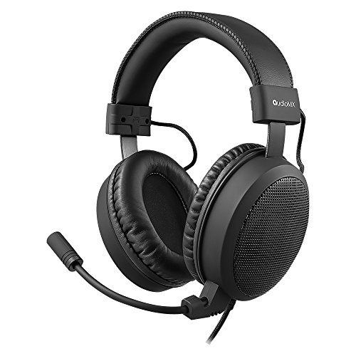 audiomx-gaming-headset-stereo-headphones-with-mic-and-game-volume-control-usb-35-mm-rca-jack-for-ps4