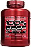 Scitec Nutrition Beef Muscle Himbeere, 1er Pack (1 x 3.18 kg)