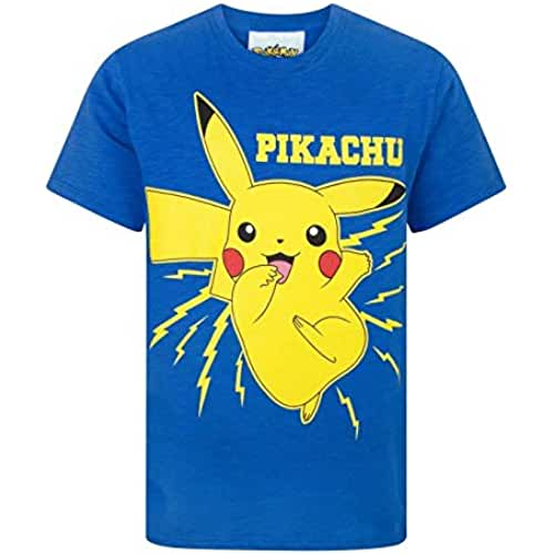 Pokemon - Camiseta de manga corta - Manga corta - para niño