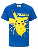Pokemon Pikachu Bolt Boy's T-Shirt (13-14 Years)