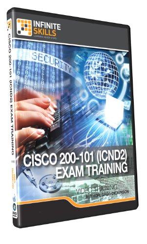 Cisco 200-101 (ICND2) Exam - Training DVD Test