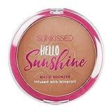 Sunkissed Hello Sunshine Matte Bronzer, 21 g