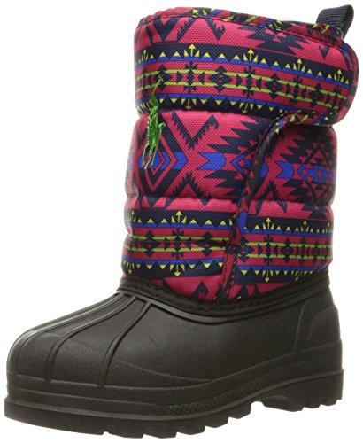 Ralph LaurenHamilten Ii Ez - Stivali a metà gamba con imbottitura pesante  Unisex - Bambini , multicolore (multicolore), 34 EU