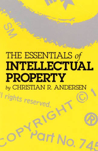 Essentials of Intellectual Property for the Paralegal por Christian R. Andersen
