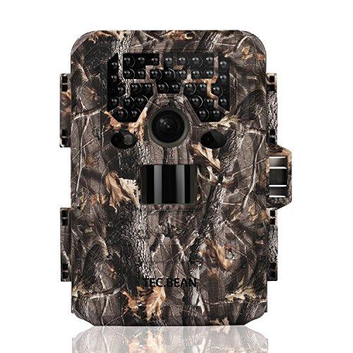 TEC.BEAN 12 MP HD 1080P Caméra de chasse...