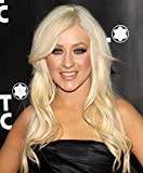 Christina Aguilera at Arrivals for Global Launch of The Montblanc John Lennon Edition Photo Print (40,64 x 50,80 cm)