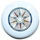 Discraft 802001-812 - Disco volador (175 g), diseño de estrella, color blanco