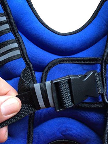Zoom IMG-2 koolook giubbino zavorrato ergonomico fitness