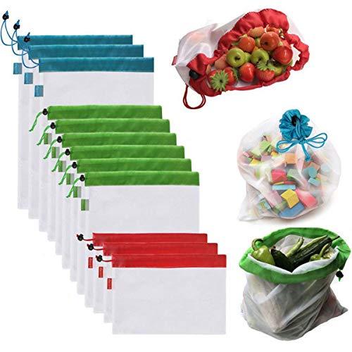 OUNONA Bolsas Compra Reutilizables Ecológicas Bolsa