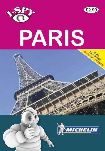 i-SPY Paris (dual language) (Michelin i-SPY Guides) par i-SPY