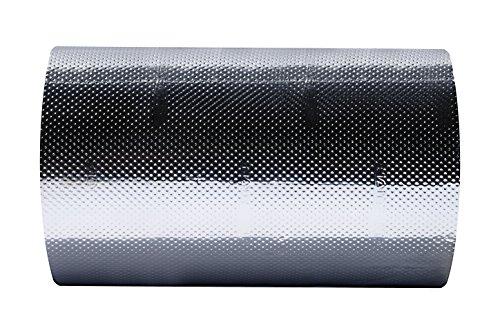 HairGrip PLUS - die erste rutschfeste Aluminium-Haarstrangfolie - 11 cm - 75 m Plus - Erste...