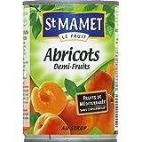 St Mamet Abricots Demi-fruits Au Sirop - ( Prix Par Unité ) - Envoi Rapide Et Soignée