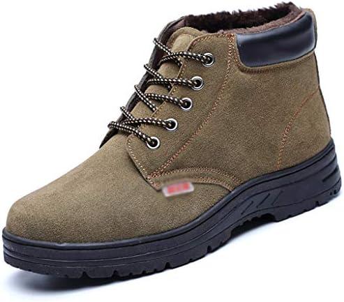 Scarpe da Trail Trail Trail Running Scarpe antinfortunistiche scarpe di sicurezza da uomo in acciaio da lavoro scarpe da allenamento scarpe da ginnastica traspiranti leggere scarpe da passeggio stivali da ingegne B07MSG691C Parent | Prestazione eccellente  | Grande  54e702
