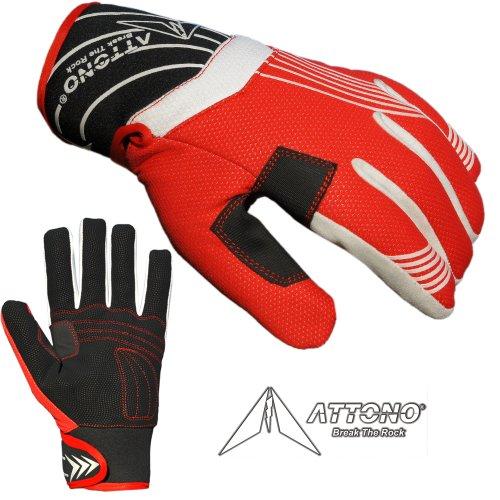Skihandschuhe von ATTONO Ski Snowboard Handschuhe Herren Damen Größen: XS-XXL