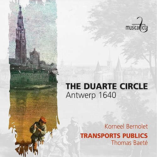The Duarte Circle, Antwerpen 1640