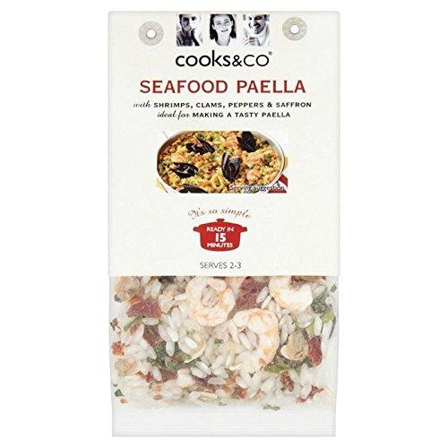 Cuisiniers & Co Paella 190G - Paquet de 6