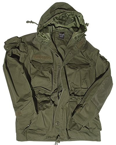 Mil-Tec Smock Light Weight Cce OLIV