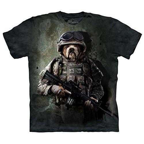 The Mountain Men Marine Sam T-Shirt Multi