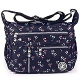 ABLE anti-splash water Shoulder Bag Casual Handbag Messenger bag Crossbody Bags Multi-functional pocket