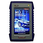 Size: aet-tata aet-i is a hand-held auto scanner that can help you trouble-shoots all the electronic systems of your vehicle efficiently. It's much more than an obdii scanner with multifunction, it approachespetes with professional auto diagnostic to...