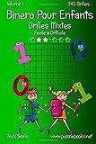 Binero Pour Enfants Grilles Mixtes - Facile ?? Difficile - Volume 1 - 145 Grilles by Nick Snels (2015-03-27)