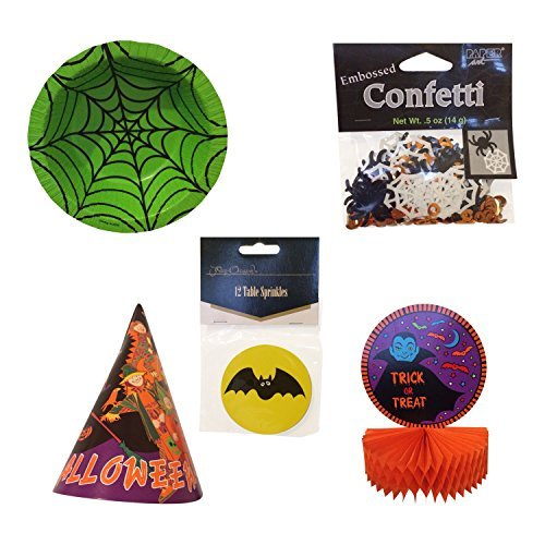 Halloween Party Kit! Everything You Need for a Spook-tacular Halloween Blast!