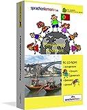 Portugiesisch-Kindersprachkurs von Sprachenlernen24: Kindgerecht bebildert und vertont für ein spielerisches Portugiesischlernen. Ab 5 Jahren. PC CD-ROM für Windows 10,8,7,Vista,XP / Linux / Mac OS X