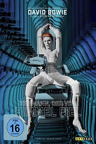 Der Mann, der vom Himmel fiel (2 Discs + Audio-CD, Digital Remastered) [Limited Edition]