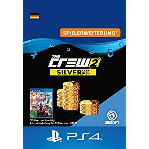 The Crew 2 – Silver Crew Credits DLC | PS4 Download Code – deutsches Konto