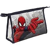 Spiderman - Set neceser higiene comedor escolar con accesorios (Artesanía Cerdá 250000505)