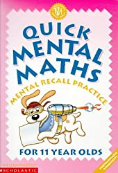 Quick Mental Maths for 11 Year-olds