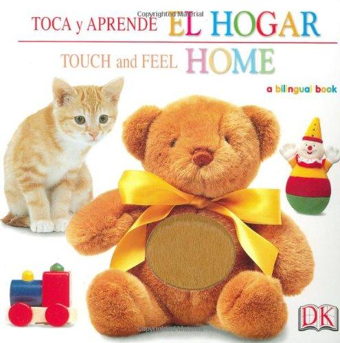 Toca y Aprende El Hogar/Touch and Feel Home