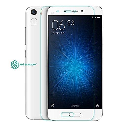 Protector de Pantalla Xiaomi MI5, Nillkin Protector Cristal Templado Xiaomi MI5 Vidrio...