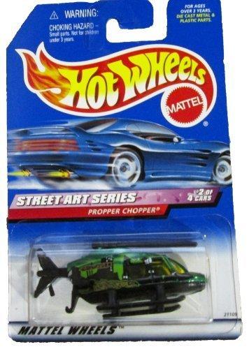 street-art-series-2-propper-chopper-950-condition-mattel-hot-wheels-by-hot-wheels