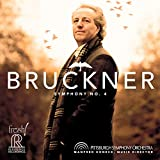 Bruckner: Symphony No. 4 [Manfred Honeck, Pittsburgh Symphony Orchestra] [REFERENCE RECORDINGS: FR-713]