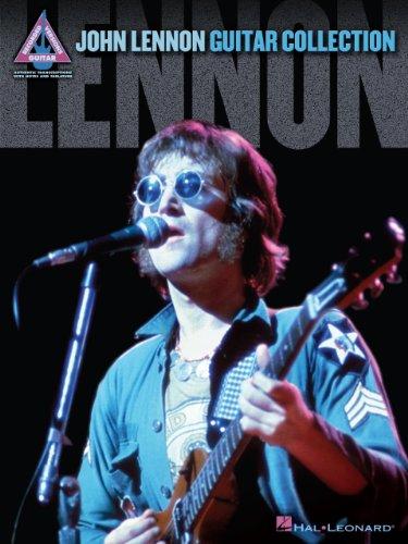 John Lennon - Guitar Collection: TAB (Recorded Version (Guitar)) (English Edition)