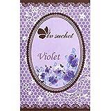 Mini violette parfumée placard de paquet de sachet sac tiroir de rangement voiture de parfum