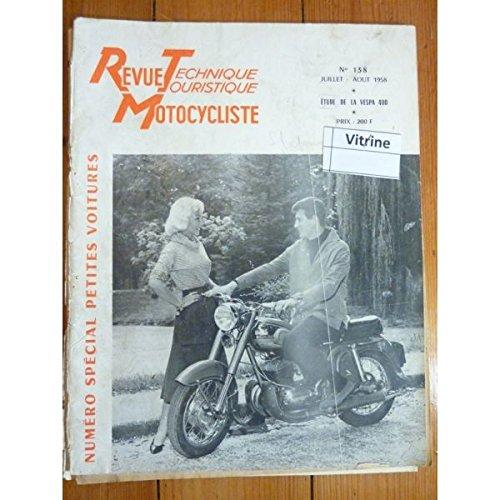 Rmt- Revues Techniques Moto - 400 Revue Technique moto Vespa Etat - Bon Etat Occasion