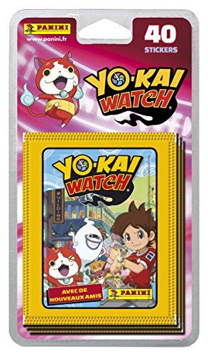 Panini YO Kai Watch 2 Blister 8 Pochettes, 2325-038, Non